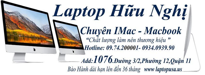 Laptop Hữu Nghị   .