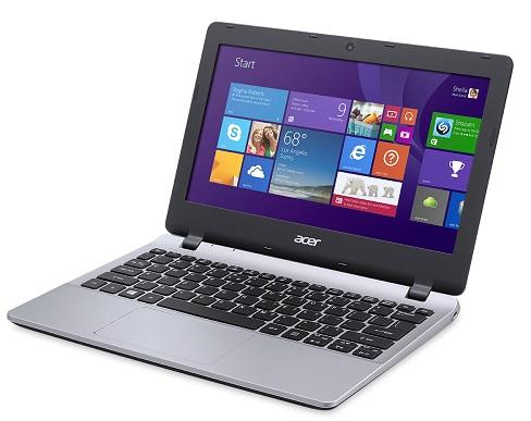 Laptop Acer E3-112-C52T (001) (Bạc)