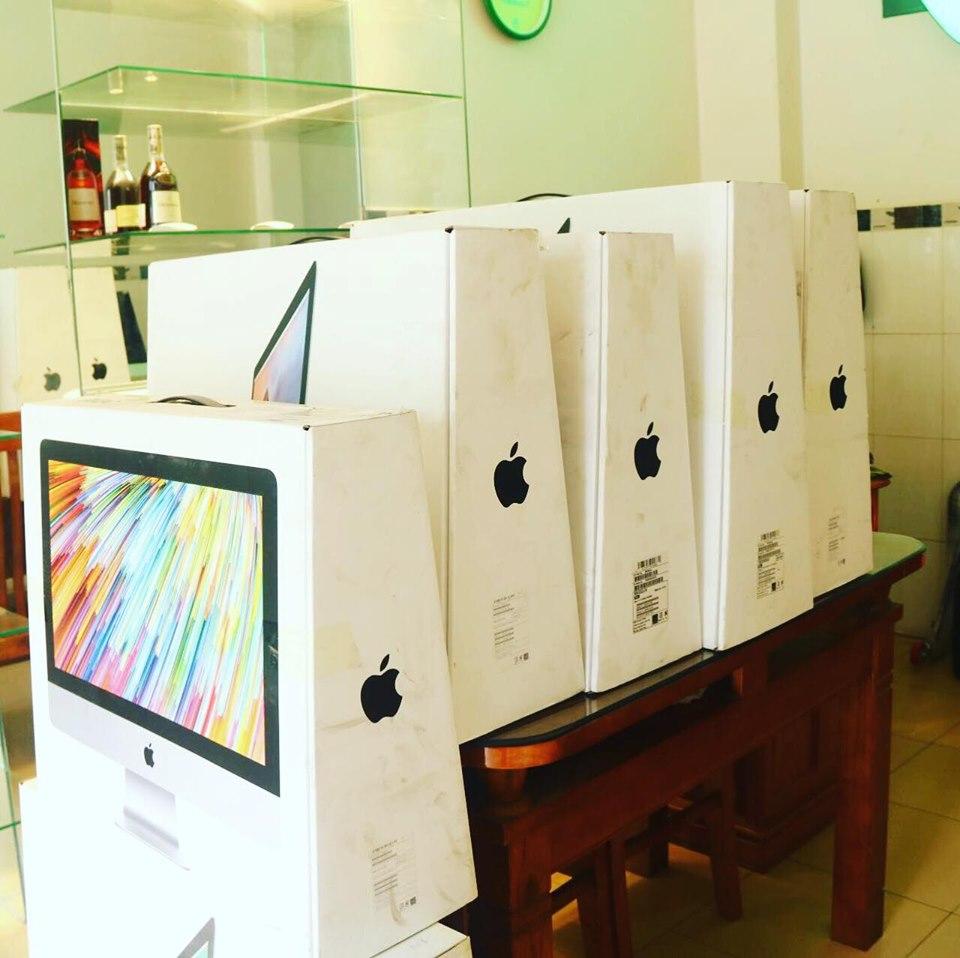 iMac 5k 27 inch 2017 MNE92 fullbox nguyên seal