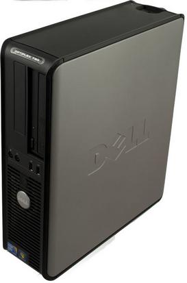 Máy Bộ Dell Optiplex 780 - Case Mini - Case Trung core 2duo E7500