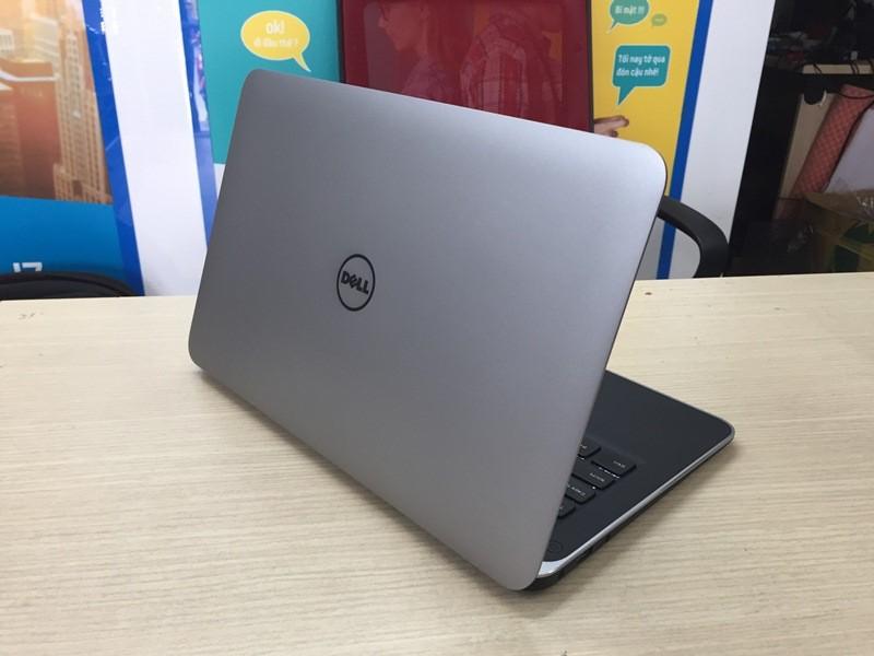 Laptop cũ Dell XPS13 Core i5 vỏ nhôm