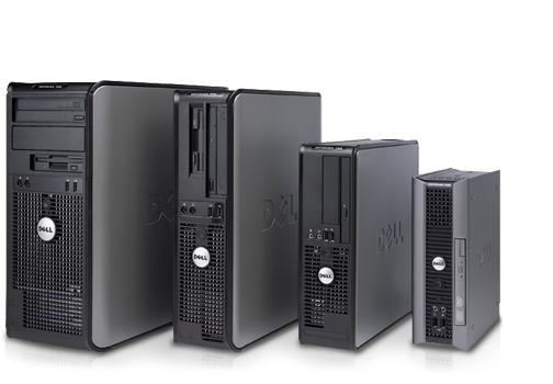 Máy Bộ Dell Optiplex 755 – Case Mini – Case Trung