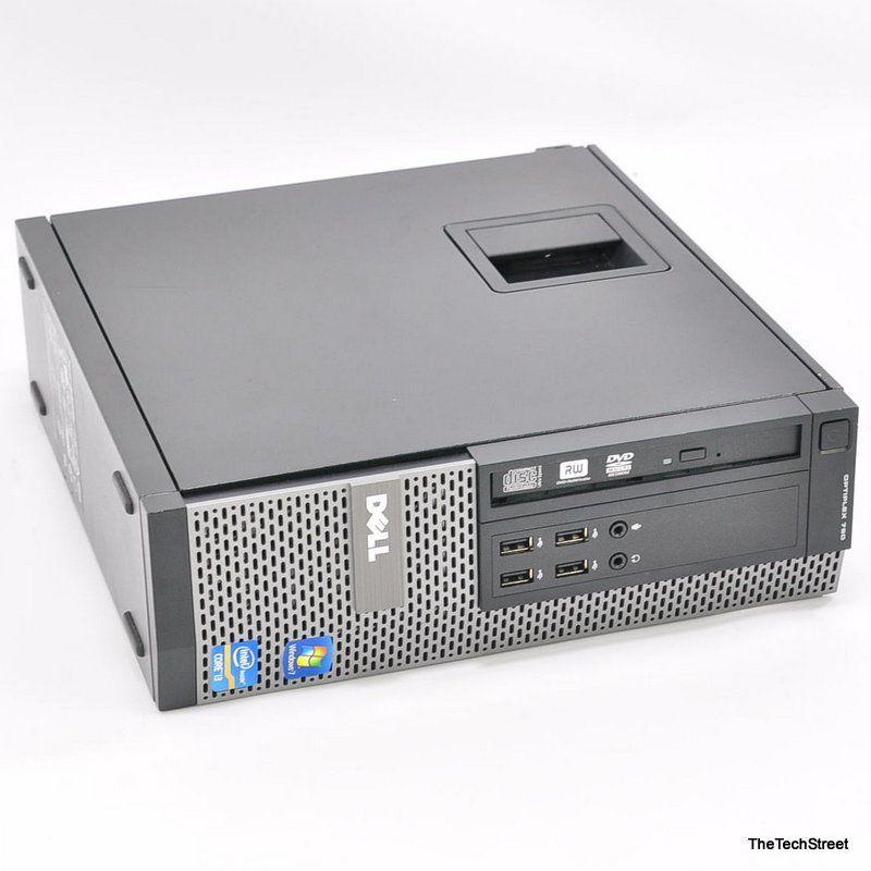 Dell Optiplex 780 sff E8400 4G 160G
