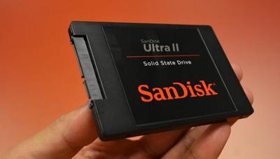 Ổ CỨNG SSD SANDISK ULTRA II 120Gb SATA III MỚI 100%